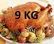 09 kg Gevulde hele kalkoen ovenklaar