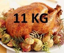 11 kg Gevulde hele kalkoen ovenklaar